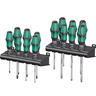 WERA KRAFTFORM PLUS BIG PACK 300 LASERTIP SCREWDRIVER SET 14PC