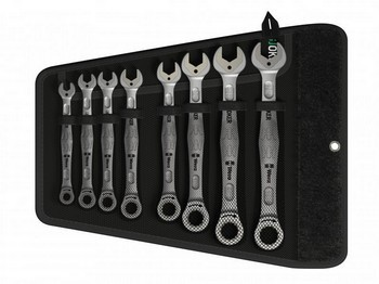 Wera WER020012 8 Piece Imperial Joker Combi Ratchet Spanner Set